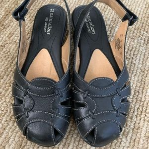 Naturalizer NS Comfort Shoes in Black